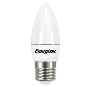 Energizer Pearl LED Candle 5.9W E27 2700K - Pod Lamps