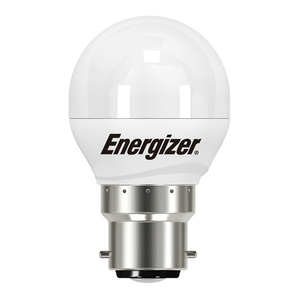 Energizer Pearl LED Golf Ball 5.9W B22 6500K Daylight White - Pod Lamps