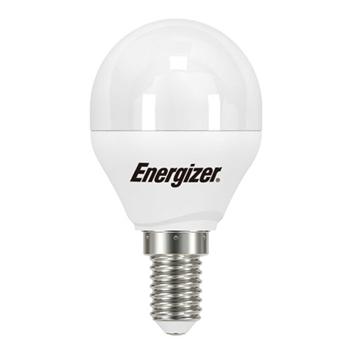 Energizer Pearl LED Golf Ball 5.9W E14 6500K Daylight White - Pod Lamps
