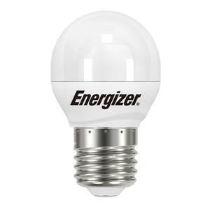 Energizer Dimmable Pearl LED Golf Ball 6.5W E27 2700K S8840           - Pod Lamps