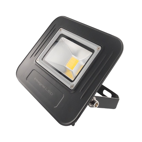 Integral LED slim-line 30W Flood light 400K IP67 - pod lamps