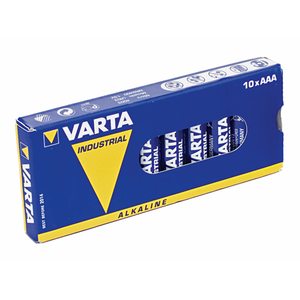Varta Industrial AA LR6 Batteries - Pod Lamps