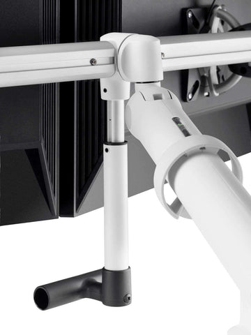 Image of FLO DUAL MONITOR ARM - Chair Dinkum