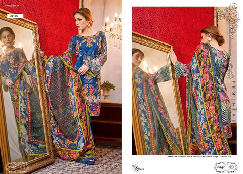 4352b8aee1 FEMININE EMBROIDERED COLLECTION 2017