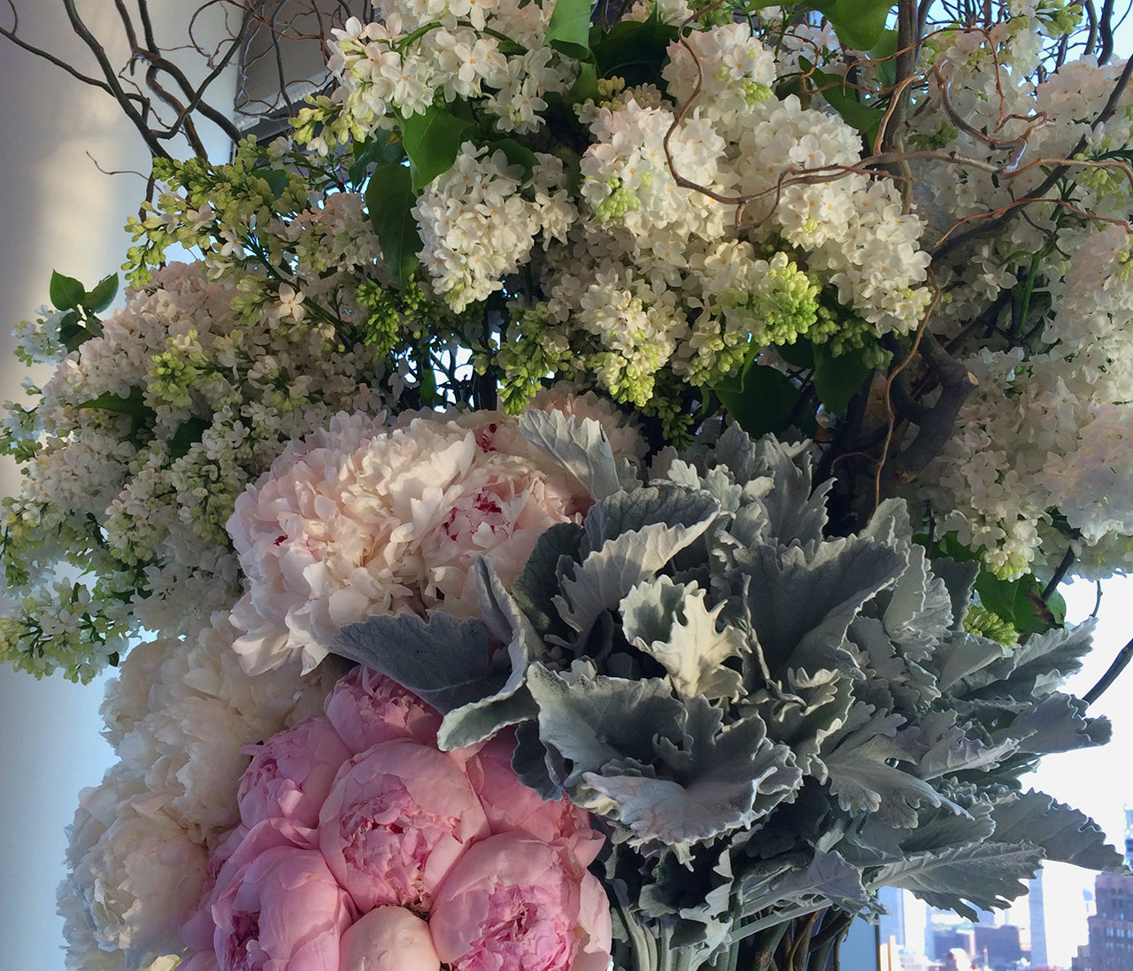 Wedding arrangements - Bloom flowers