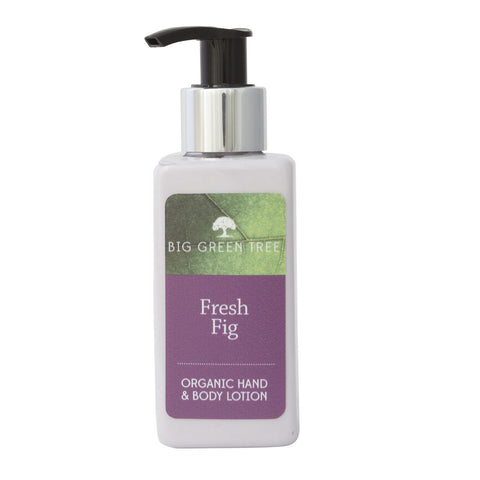 Big Green Tree Organic Hand & Body Lotions