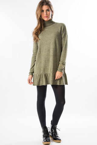 Skunkfunk Rada Tunic Sweater