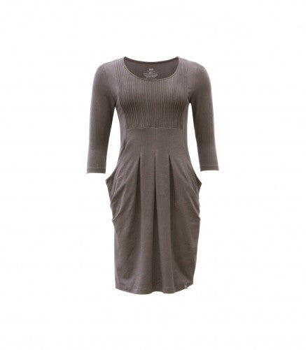 EKO Daydreamer Dress Charcoal