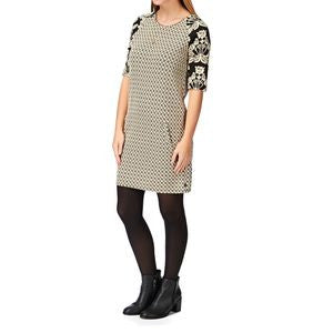Maison Scotch Printed Jersey Dress