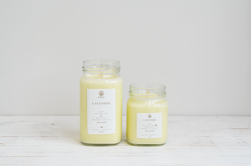 """Lavender"" Luxury Candle"