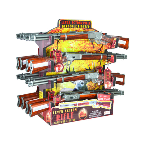 Lever Action Rifle BBQ Lighter