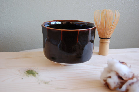 Tenmoku Tea bowl of Matthias Kaiser