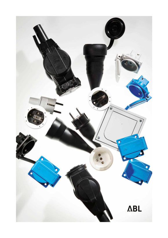 ABL Schuko & International standard plugs & Sockets