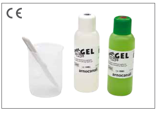 Electrical insulating and sealing gels, rubbers and pastes