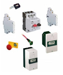 ABL Sursum MMS, motor protective circuit breaker and accessories