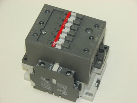 A50-30-11  ABB 3P Contactor 230V 22kW 50A (AC-3) 100A (AC-1) Auxillary 1 NO + 1NC