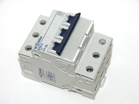 ABL T Series MCB  3 Pole Type D    D*T3