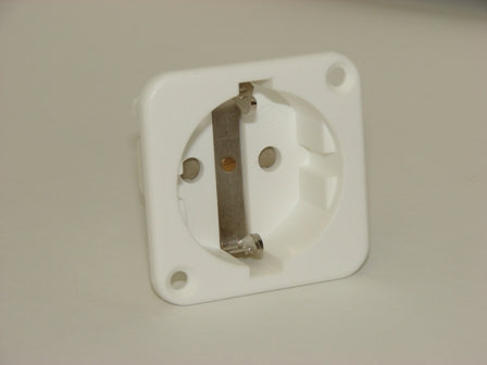 ABL 1111710 French/Belgian standard socket outlet