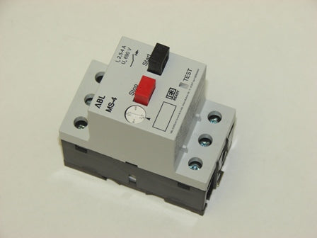 ABL IE3 Ready manual motor starter (motor protective circuit breaker) MS**