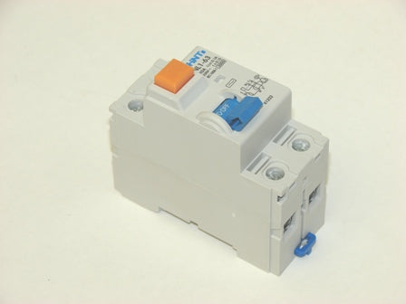 Chint NL1-63 RCD 2 Pole 25A or 40A, 100mA