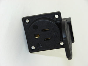 ABL  UL12500  Flush mounted 15A socket outlet USA & Canada