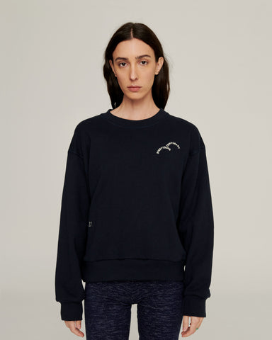 Temporary Sweatshirt ~ Navy
