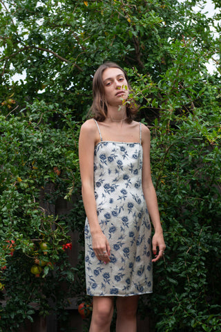 Wilting Floral Dress