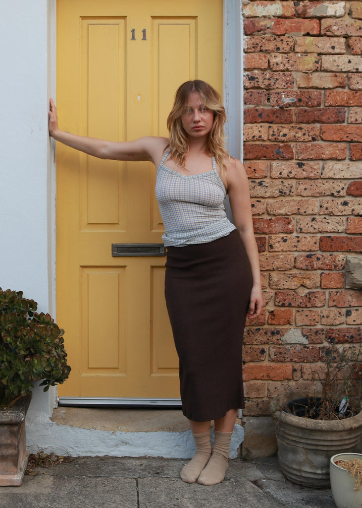 Nonfiction Jersey Skirt