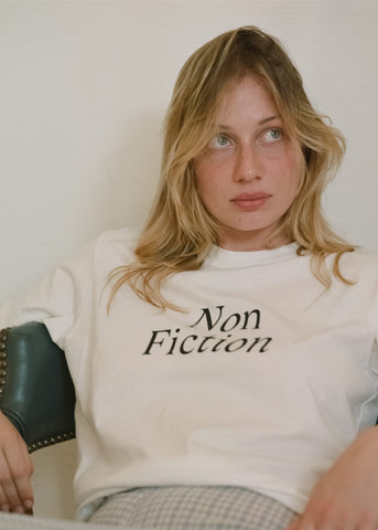 Non Fiction Tee