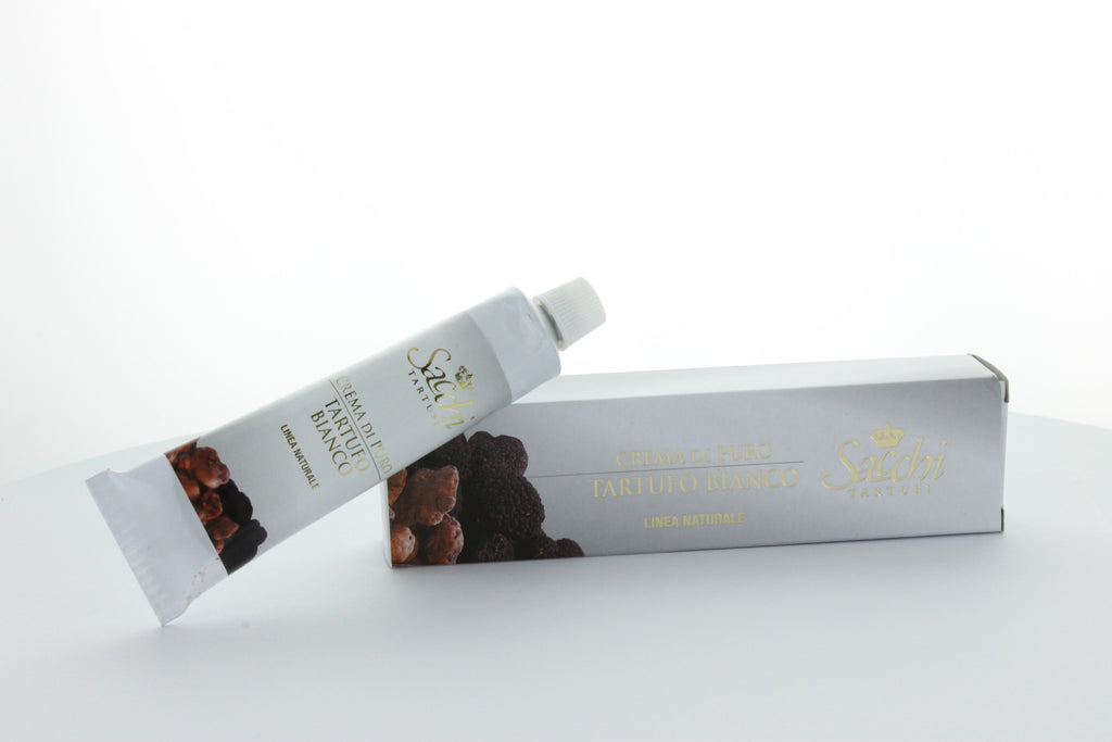 "NATURAL WHITE ""AUTUMN"" TRUFFLE CREAM"