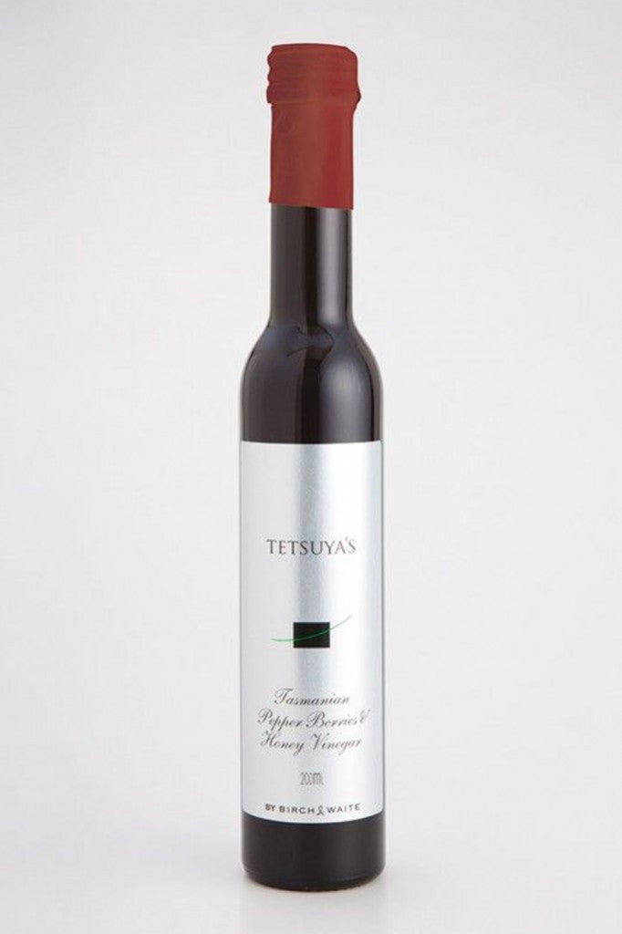 Emporio Antico Tetsuya Tasmanian Pepper Berries & Honey Vinegar