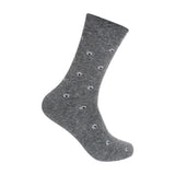 Supersox Men's Combed Cotton Design Regular Length Socks (Pack Of 5)