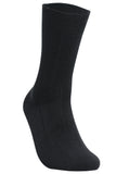 Men's PO3 Combed Cotton Classic Ribbed Socks- Premium Italian quality