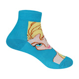 Supersox Disney Frozen Ankle Length Socks Collection for Kids Pack of 5