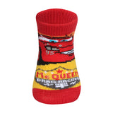 Supersox Disney Cars & Planes Character Regular Length Socks Collection for Baby Pack of 3