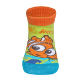 Supersox Disney Nemo Character Regular Length Socks Collection for Baby Pack of 3