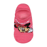 Supersox Disney Minnie & Friends Character No Show Length Socks Collection For Women Pack of 3