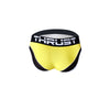 Thrust Sport Mesh Brief Yellow