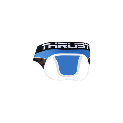 Thrust Brief Blue
