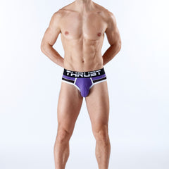 TJB1P THRUST JOCKBRIEF PURPLE