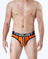 Thrust Excite Jock Brief Orange