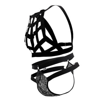 Cage Harness Thongs