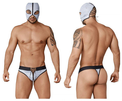 Wrestler Costume Outfit