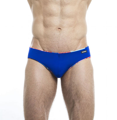 Panthere² Reversible Swim Briefs
