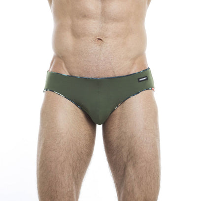 Alligatori² Reversible Swim Briefs
