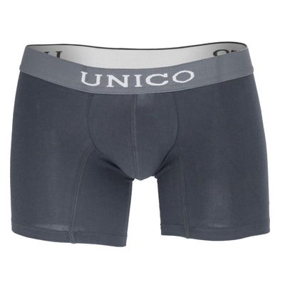 (9612010020596) Boxer Briefs Asfalto Cotton