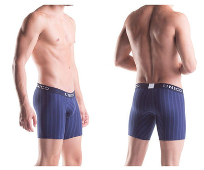 (1410010020582) Boxer Briefs Paralelo Cotton