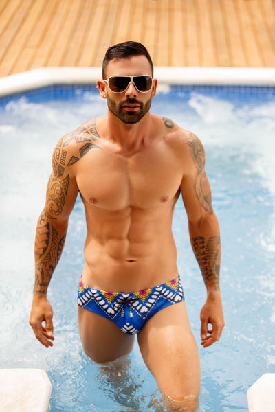 Tribal Swim Briefs