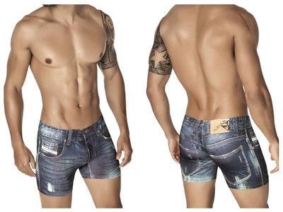 Denim Jean Boxer