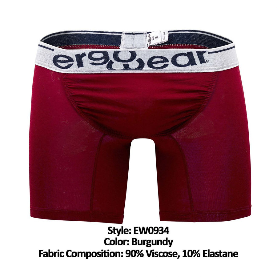 FEEL Modal Long Boxer Briefs
